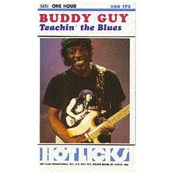 Image for Buddy Guy Teachin' The Blues (DVD) from SamAsh