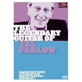 Image for The Legendary Guitar Of Tal Farlow DVD from SamAsh