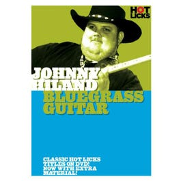 Image for Johnny Hiland Bluegrass Guitar (DVD) from SamAsh