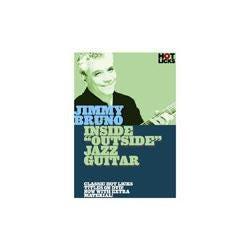"Image for Jimmy Bruno: Inside ""Outside"" Jazz Guitar DVD from SamAsh"