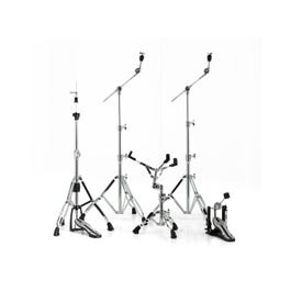 Image for HP6005 Mars 600 Series Hardware Pack with P600 Single Pedal, Chrome from SamAsh