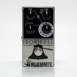 Mojo Hand FX Iron Bell Fuzz Guitar Effects Pedal