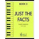 Santorella Publications JUST THE FACTS-THEORY 3