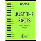 Music Bag Press JUST THE FACTS-THEORY 4