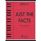 Music Bag Press JUST THE FACTS-THEORY 5