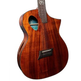 Image for Forte Koa 10 Acoustic-Electric Guitar from Sam Ash