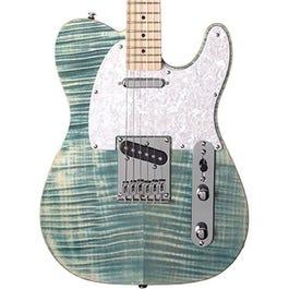 Michael Kelly 1953 Electric Guitar (Blue Jean Wash, Maple Fingerboard) (Restock)