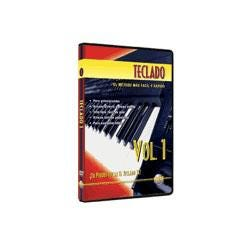 Image for Teclado vol 1 DVD from SamAsh