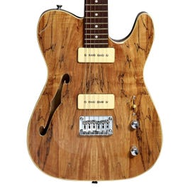 Image for 59 Thinline Semi-Hollow Electric Guitar from SamAsh