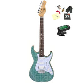 Image for 1963 Electric Guitar BJW with Accessories from SamAsh