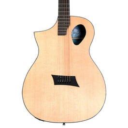 Image for Forte Port Left-Handed Acoustic-Electric Guitar from SamAsh