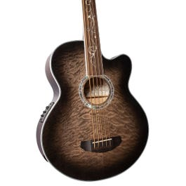 Michael Kelly Dragonfly Fretless 5 5-String Acoustic-Electric Bass Guitar