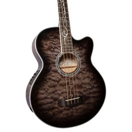 Image for Dragonfly 4 Acoustic-Electric Bass from SamAsh