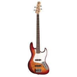 Image for Element 4Q Bass Guitar (Aged Cherryburst) from SamAsh