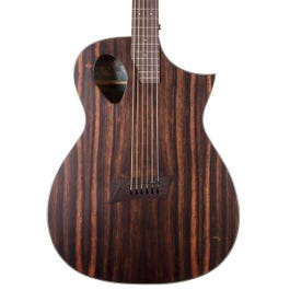 Image for Forte Exotic JE Acoustic-Electric Guitar from SamAsh