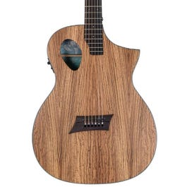Image for Forte Exotic Zebra Acoustic-Electric Guitar from SamAsh