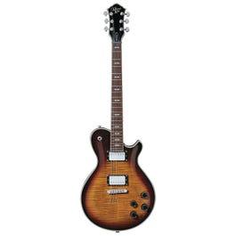 Michael Kelly PATRIOT DECREE Electric Guitar (CARAMEL BURST)