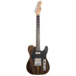 Image for Mod Shop 55 Ebony Fralin Electric Guitar from SamAsh