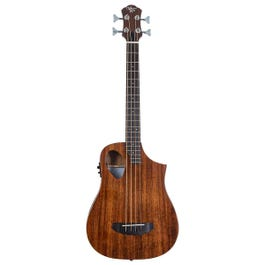 Image for Sojourn Port Acoustic-Electric Travel Bass Guitar from SamAsh