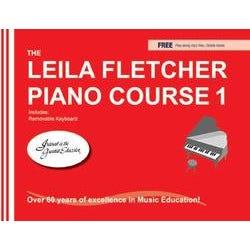 Charles Dumont & Son Leila Fletcher Piano Course Book 1 + Audio Online
