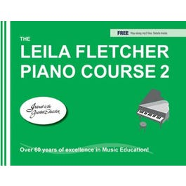 Charles Dumont & Son Leila Fletcher Piano Course Book 2 + Audio Online