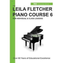 Charles Dumont & Son Leila Fletcher Piano Course Book 6 + Audio Online
