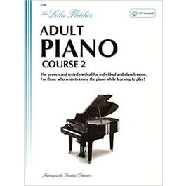 Charles Dumont & Son The Leila Fletcher Adult Piano Course - Book 2 -Spiral Bound