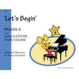 Charles Dumont & Son Leila Fletcher Primer B