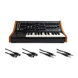 Image for Subsequent 25 Analog Synthesizer with Cables from SamAsh