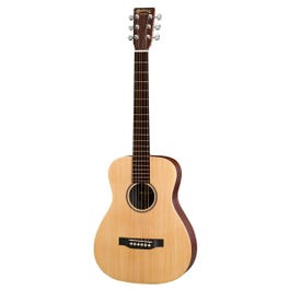 Image for LX1E Little Martin Left-Handed Acoustic-Electric Guitar from SamAsh