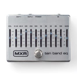 Image for M108S Ten Band Graphic EQ Pedal from SamAsh