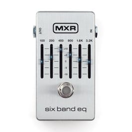 Image for M109S Six-Band Graphic EQ Pedal from SamAsh