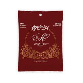 Image for M165 Magnifico Classical Guitar Strings, Hard Tension from SamAsh