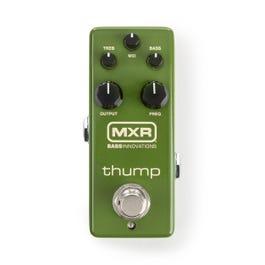 MXR M281 Thump Bass Preamp Effect Pedal