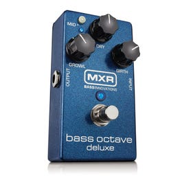 Image for M288 Bass Octave Deluxe Effect Pedal from SamAsh