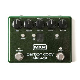 Image for M292 Carbon Copy Deluxe Analog Delay Effect Pedal from SamAsh