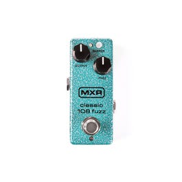 Image for M296 Classic 108 Fuzz Mini Guitar Effect Pedal from SamAsh