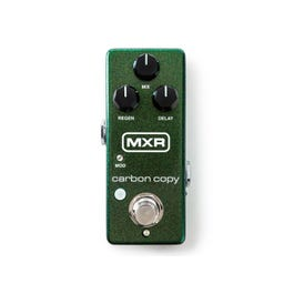Image for Carbon Copy Mini Analog Delay Guitar Effects Pedal from SamAsh