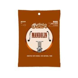 Martin M465 Monel Mandolin Strings, Medium, 11-40