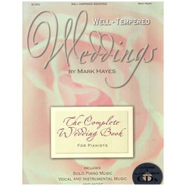 Image for Well-Tempered Weddings-Boxed Set -Book + CD from SamAsh