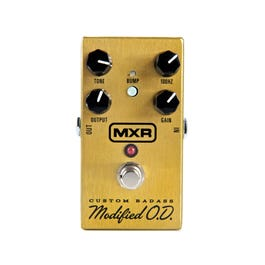 Image for M77 Custom Badass Modified O.D. Overdrive Pedal from SamAsh