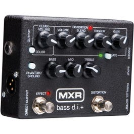 Image for M80 Bass Pedal and Direct Box from SamAsh