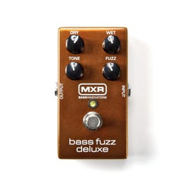 Image for M84 Bass Fuzz Deluxe Effect Pedal from SamAsh