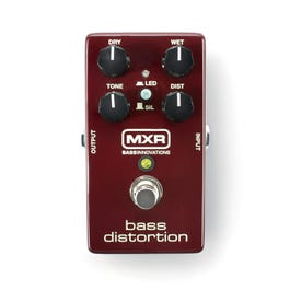 Image for M85 Bass Distortion Bass Effects Pedal from SamAsh