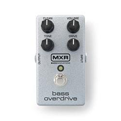 Image for M89 Bass Overdrive effect pedal from SamAsh