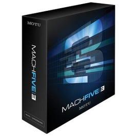 Image for MachFive 3 Universal Sampler Software from SamAsh