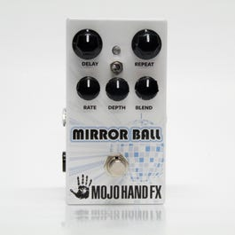 Mojo Hand FX Mirrorball Delay Guitar Effects Pedal