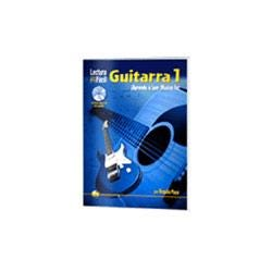 Image for Guitarra - Lectura Fácil vol 1/Easy Reading - Guitar Vol. 1 (Book/CD) from SamAsh