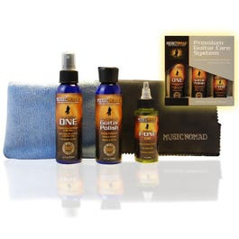 Image for Premium Guitar Care System from SamAsh