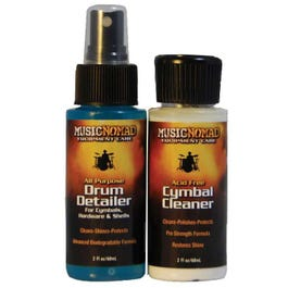 Image for Drum Detailer and Cymbal Cleaner from SamAsh